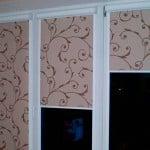 Устанавливаем рулонные шторы