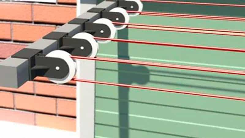 Сушилки для белья балконные крепление на парапед.