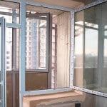 Как правильно устновить балконый блок