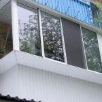 Остекление балкона КОПЭ