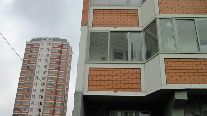 Остекление и утепление балконов п44т московская область..