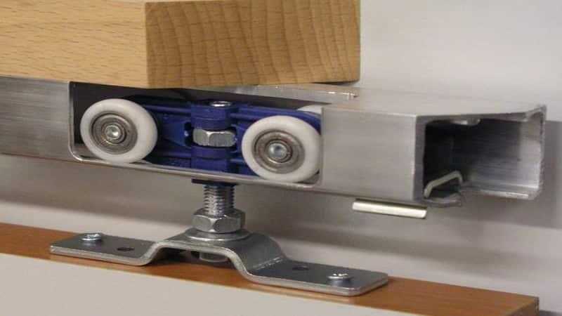 Раздвижная система для шкафа-купе