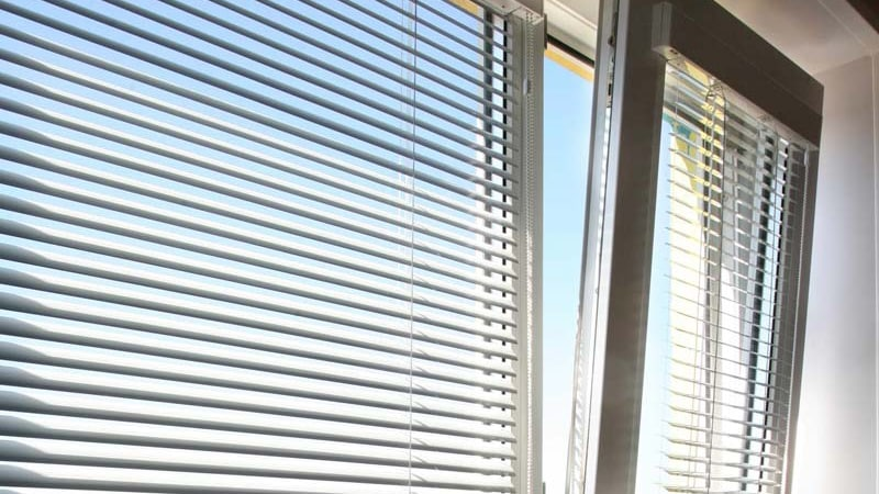 Выбираем жалюзи на окна