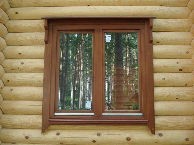 эркер в деревянном доме