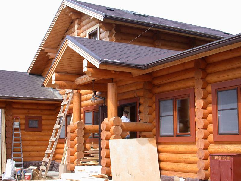 Обзор и ремонт эркера в деревянном доме