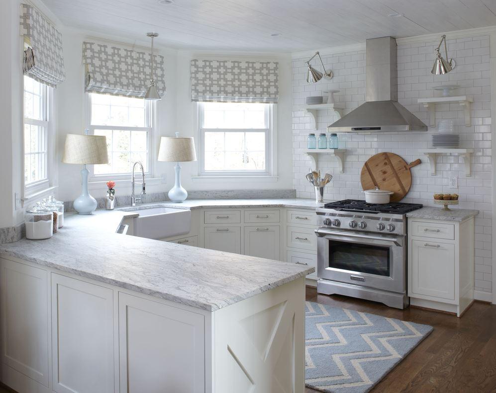 кухни для кухни с эркером