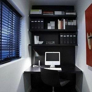 Кабинет на балконе: плюсы и минусы такого решения, перечень необходимых работ, примеры дизайна