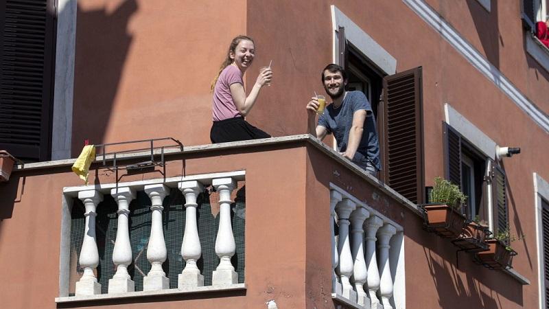 Карантин на балконе: как устроить время и помещение
