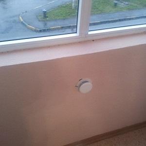 Почему появляется плесень на балконе и как от ее избавиться